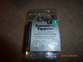 Tommee Tippee closer to nature bottle teats