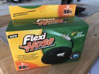 Flexihose 50ft garden hose
