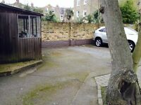 Off road car spaces available to rent on Fulham Road by Munster Road junction, London, SW6