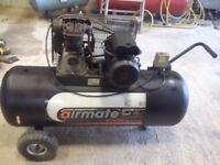 SIP airmate air compressor 150ltr