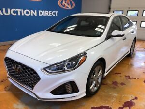 2019 Hyundai Sonata  SUNROOF! LEATHER! BACK UP CAMERA!