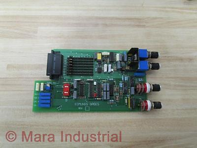 Edmunds Gage 4110912 Circuit Board   Used