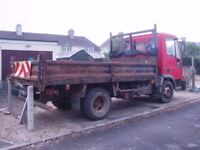 Iveco Tipper Lorry