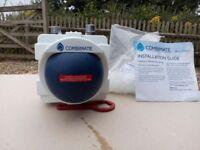 Combimate boiler water softener
