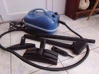 Domestic high pressure steam cleaner