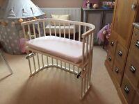 BabyBay Convertible - Bedside Crib/Cot - Moses basket alternative