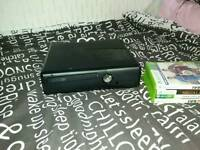 Xbox 360, games and controllers
