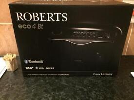 Roberts eco 4 bt dab radio