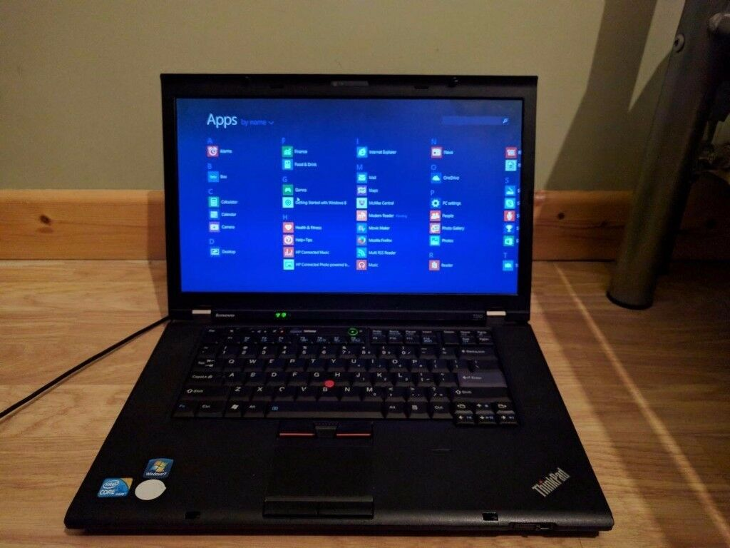 "Lenovo ThinkPad T510 4384 - 15.6 "" - Core i5 520M - 4 GB RAM - 2.4 GHz - 120 GB HDD"