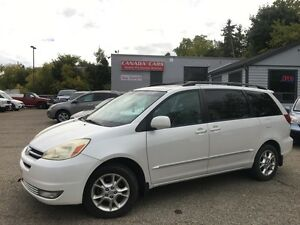 2005 Toyota Sienna XLE LTD | All Wheel Drive | Leather |