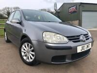 Volkswagen Golf 1.6 FSI SE 5 Door Auto