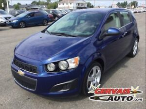 Chevrolet Sonic LT MAGS A/C 2014