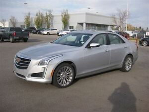 2015 Cadillac CTS 3.6L Luxury |AWD |Leather |Sunroof |NAV