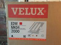 New velux EDW MK04 2000 tile flashing