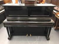 ***CAN DELIVER*** BLACK UPRIGHT PIANO ***CAN DELIVER***