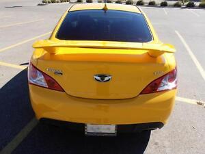 2010 Hyundai Genesis Coupe Edmonton Edmonton Area image 5