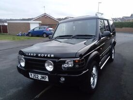 Land rover discovery 2 td5 gs