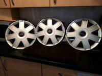 3 ka wheel trims for sale