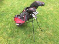 Wilson Prostaff HL full golf set (right-handed)