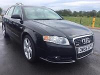 SALE! Bargain Audi A4 s-line, long MOT, full history, ready to go