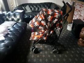 Fox buggy stroller
