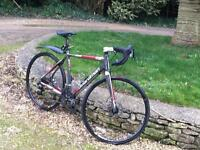 Boardman Cyclocross and accessories