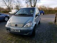 MERECEDES A160 NEW 1 YEAR MOT!! FULLY LOADED LEATHER SEATS DRIVES GREAT CHEAP £695