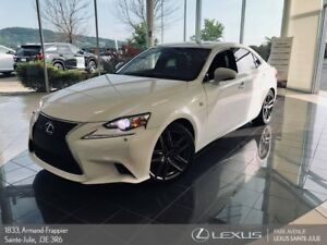 2014 Lexus IS 250 *NOUVEL ARRIVAGE* F SPORT 2 * GPS *