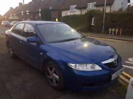 2003 Mazda 6 for sale £800ono