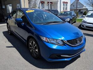 2014 Honda Civic Berline EX