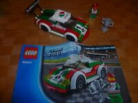 LEGO City 60053: Race Car