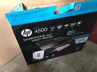Hp 4500 smart phone printer