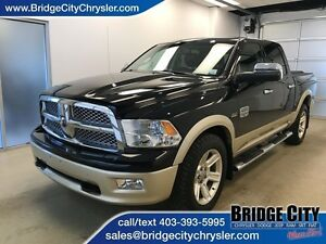 2012 Dodge Ram 1500 Laramie Longhorn- *RamBox* Heated and Vented