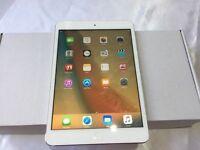 IPAD MINI, 16GB, WHITE, Wi-FI, works perfectly