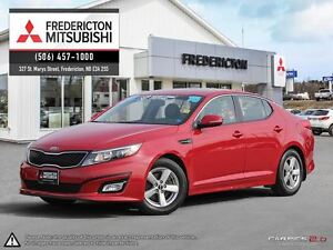 2015 Kia Optima LX! HEATED SEATS! ONLY 24K!