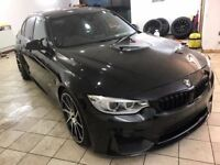 !!FBMWSH!! 2015 BMW M3 3.0 DCT / BMW SERVICE PACK 2019 / BMW WARRANTY / FINANCE AND PCP AVAILABLE