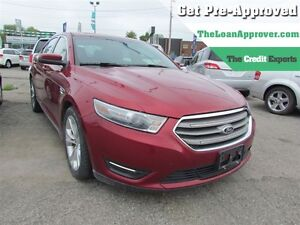 2013 Ford Taurus SEL | NAV | LEATHER | ROOF | CAM | AWD