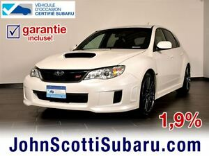 2013 Subaru WRX STi HB 1.9% EXTENDED WARRANTY NEW TIRES