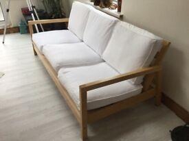 Ikea 3 seater sofa Lilliberg range