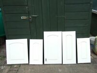 Kitchen Door and Drawer Fronts - approx 26