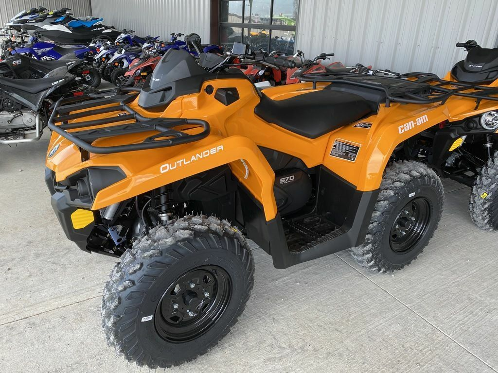 2020 Can-Am® Outlander™ DPS™ 450