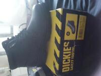 mens safety shoes dickies antrim boots