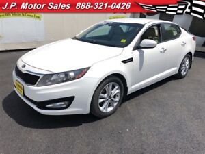 2013 Kia Optima EX, Automatic, Navigation, Leather,