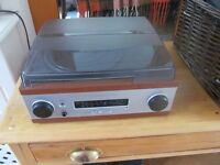 DERRIN RECORD PLAYER