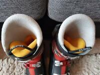 Rare pair salom x 9.0 ski boots uk 8.5