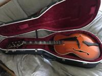 FA-77 Pro Series Jazz Archtop Guitar