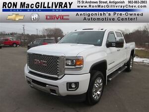 2015 GMC SIERRA 2500HD Denali,.. LIKE NEW!! Great Buy!