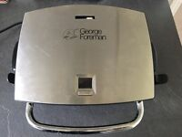 George Forman Large Grill *quick sale*