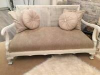 French style seat chair sofa chaise