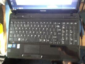 Toshiba Satellite L650-12Q I5 Laptop for sale